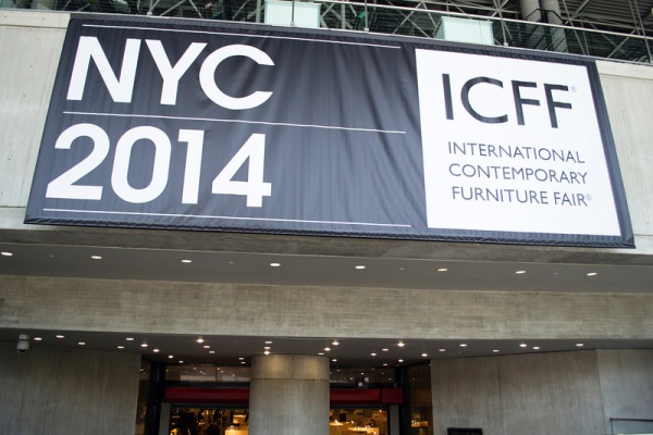 Contemporary Bathroom Design Inspired By ICFF 2014