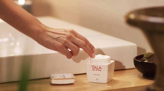 TALA® Bath & Body Face Cream