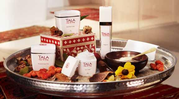 Indulge the body with TALA®