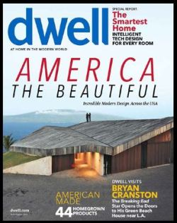 MrSteam Dwell Magazine Smartest Home