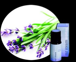 Mr Steam aromatherapy lavender