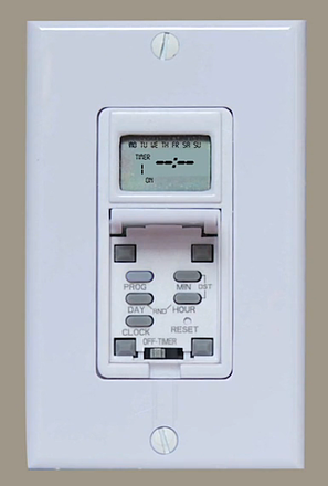 Program the tower warmer timer once and your after-workout routine will be ready and waiting.