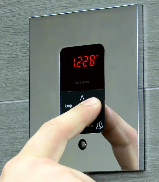 How To Install The ITempo Steam Shower Control MSTS Remote