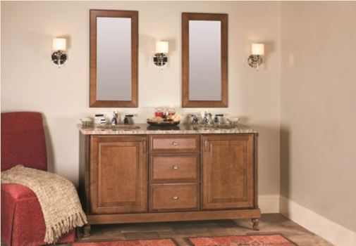 Bathroom remodeling tips and design ideas vanities and cabinets - Bathroom remodeling design guide ...