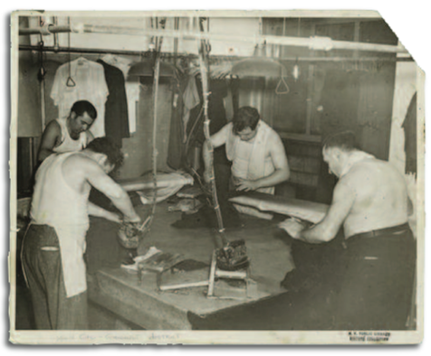 Steam Irons in the Garment Industry
