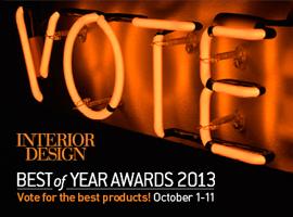 Interior Design Best of Year Awards: Vote for iSteam Steam Shower Control