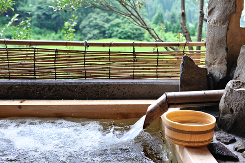 Steam Bathing History: The Onsen and Sento of Japan