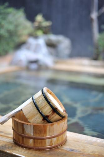 History steam samurai thermal springs