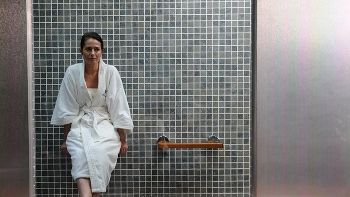 Take a steam shower for balance and healthy lifestyle