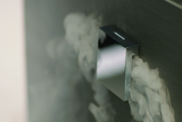 steam showers offer low heat and high moisture