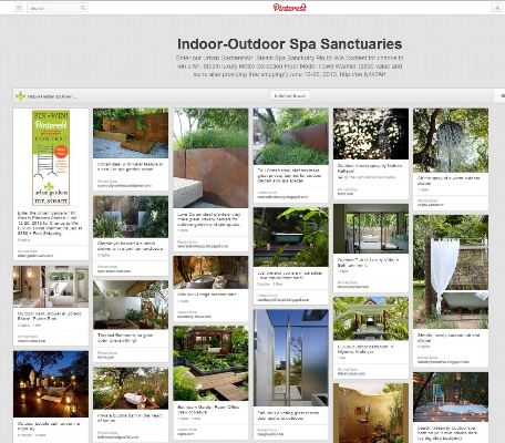 Urban Gardens + Mr. Steam Pin to Win Pinterest Contest!