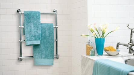 Towel Warmers: Installing Your Favorite New Bath Fixture