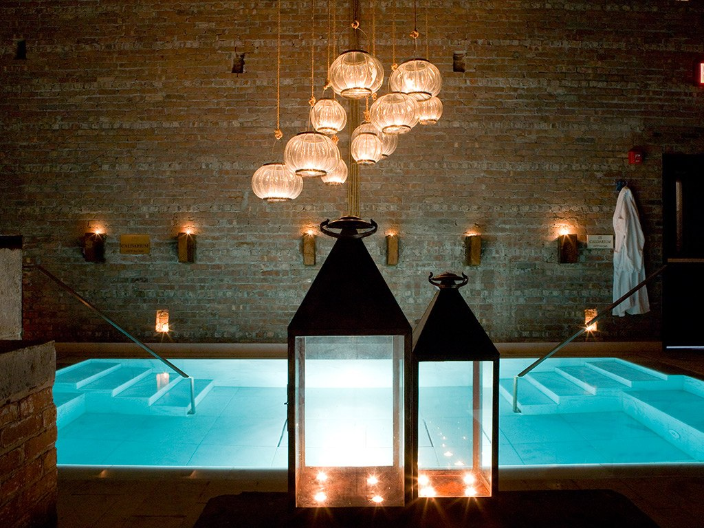 Design Ideas to Inspire Bathroom Remodeling at AIRE Ancient Baths