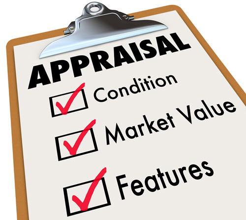 Appraisals and Steam Showers: What Homeowners Should Know