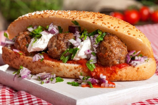 Eight Pointers for Making the Most of Your Steam Bath: skip the  meatball sub