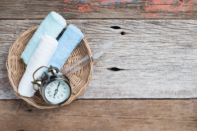 Eight Pointers for Making the Most of Your Steam Bath: steam for 10 to 15 minutes