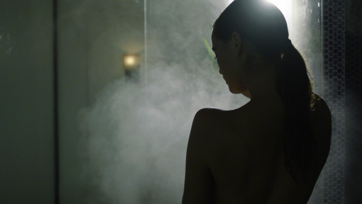 Steamtherapy, chromatherapy and aromatherapy can all be integrated into any sized shower, large or small