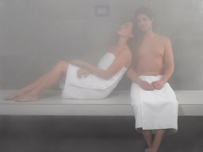 Multiple studies have confirmed the benefits of steam rooms on skin, and these therapeutic effects are likely to extend to psoriasis.