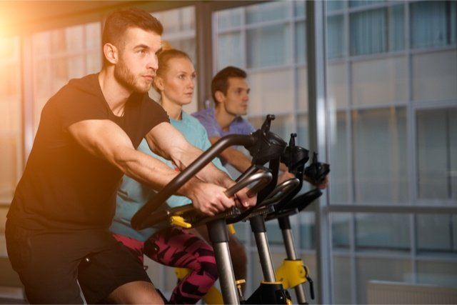 How a Steam Room Benefits Your Workout: aerobic performance