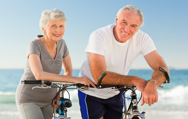 Aging in place is basically deciding where you want to live as you age while maintaining a high quality of life.