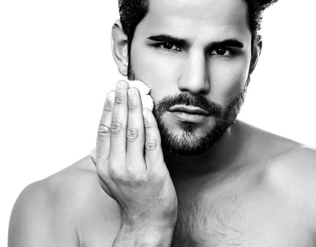 Benefits of steam for men: Shaving