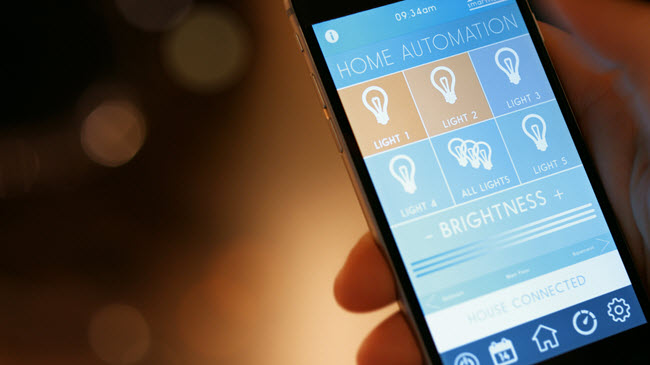 Keeping your home energy efficient with smart home automation