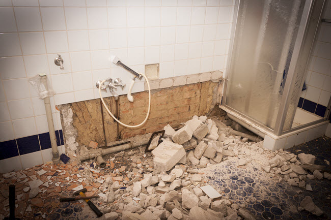 The ideal time to add steam to existing shower stalls during a renovation is when the walls are open.