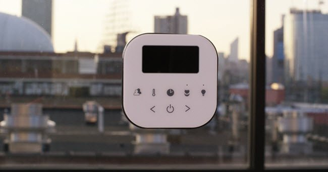 Consider MrSteam's revolutionary wireless AirTempo™ control.
