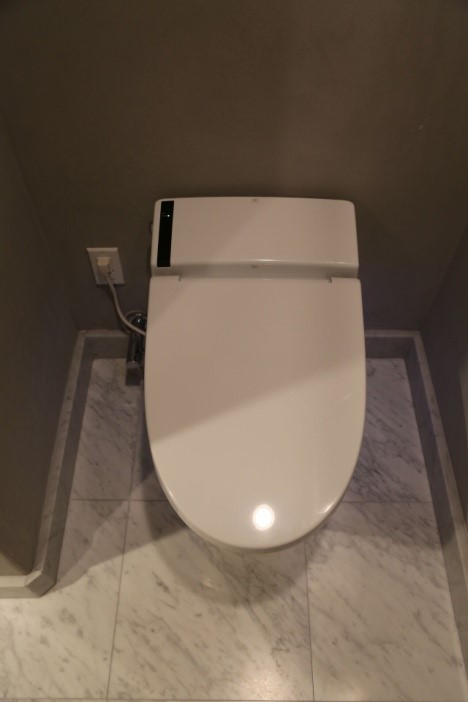 The DXV AT200 smart toilet