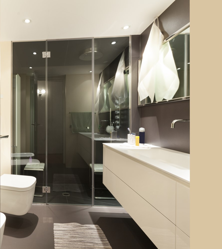 Aging in place considerations for bathrooms