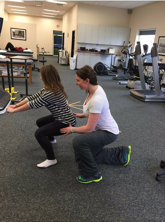 As a physical therapist, Allison will most often recommend steam as one means of treating aches and pains.