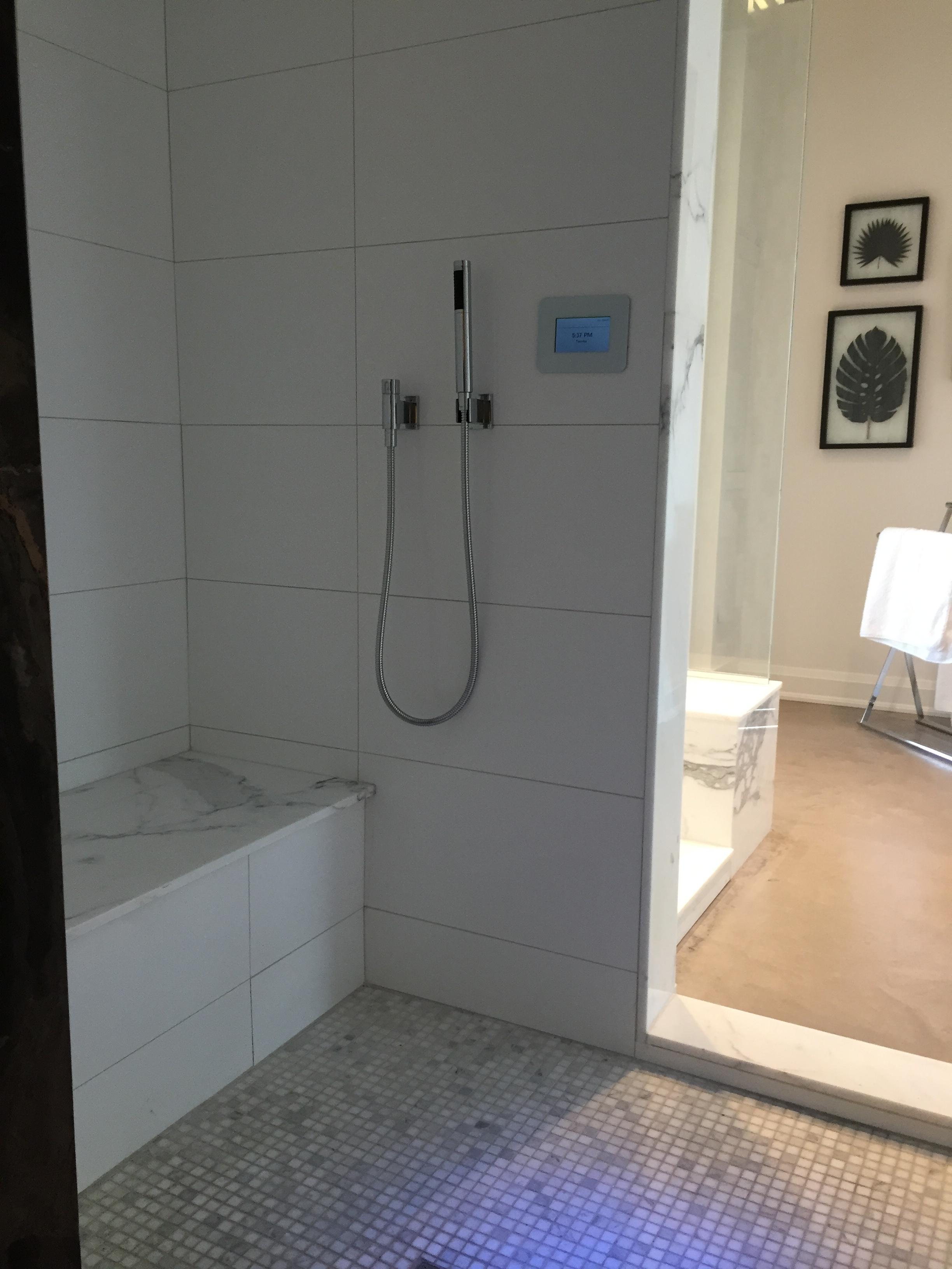 questions to ask when installing a steam shower