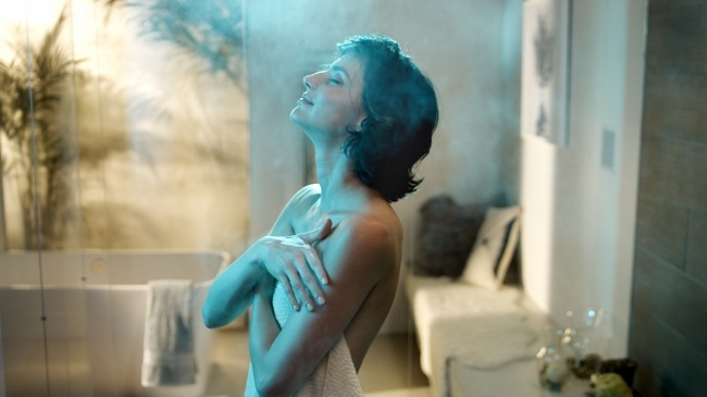 Steam rooms are known to help reduce stress and enhance feelings of well-being