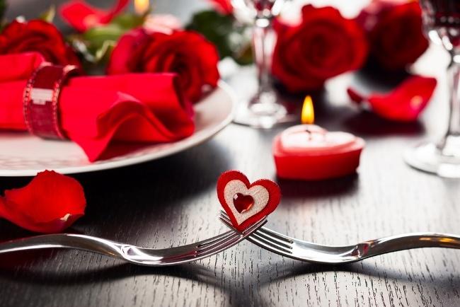 Plan a romantic Valentine's Day dinner.
