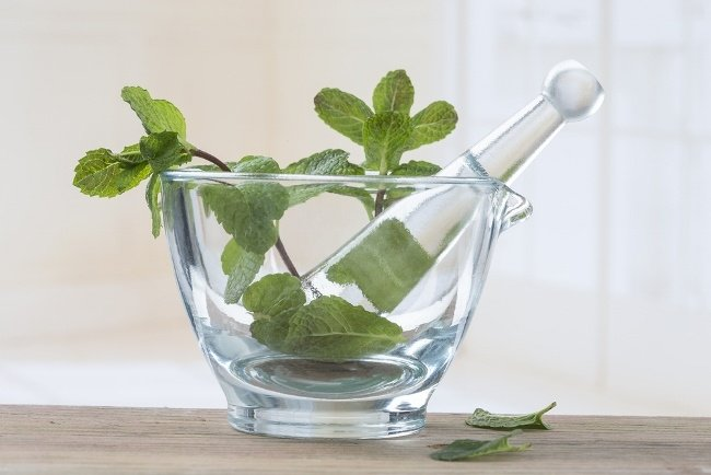Add AromaTherapy to enhance your results and combat congestion