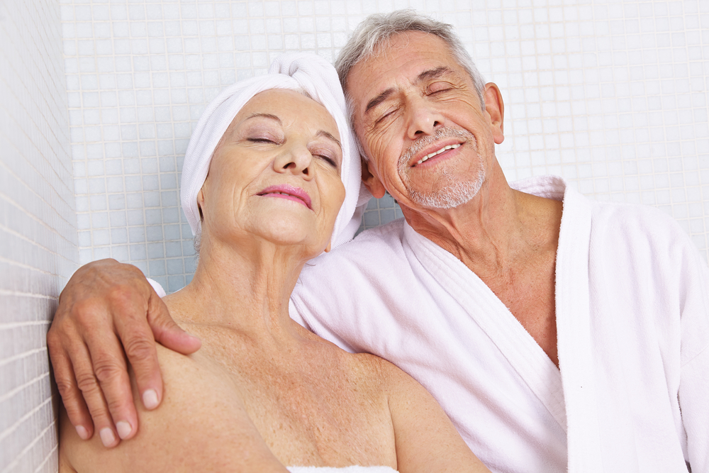 Boomers enjoying Benefits of Steam!