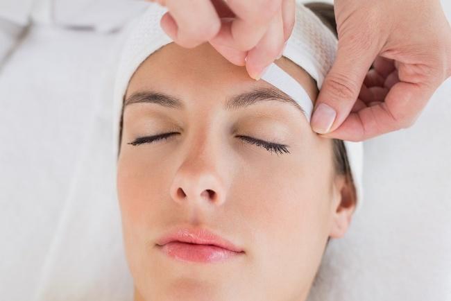 Steam showers help prepare skin follicles making waxing a breeze