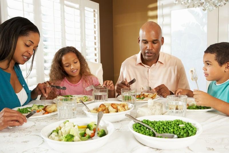 Stresstember tip: eat well