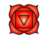 Root Chakra - Red Color