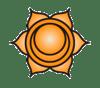 Sacral Chakra - Orange Color