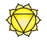 Solar Plexus Chakra - Yellow Color