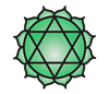 Heart Chakra - Green Color