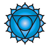 Throat Chakra - Blue Color