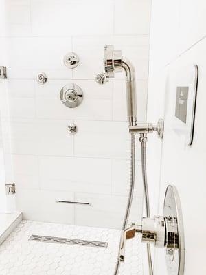 Case Study: Arianne Bellizaire Interiors Shower