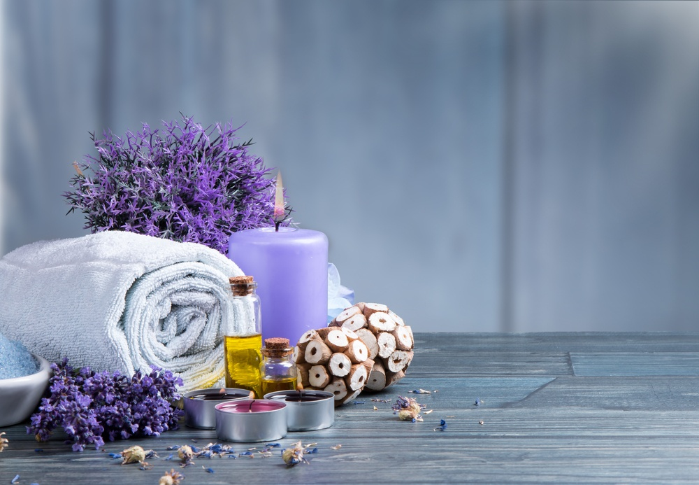 Bring the Scent of Spring Into Your Home Spa