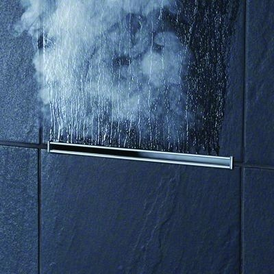 The Linear Steam Shower Control Package from MrSteam