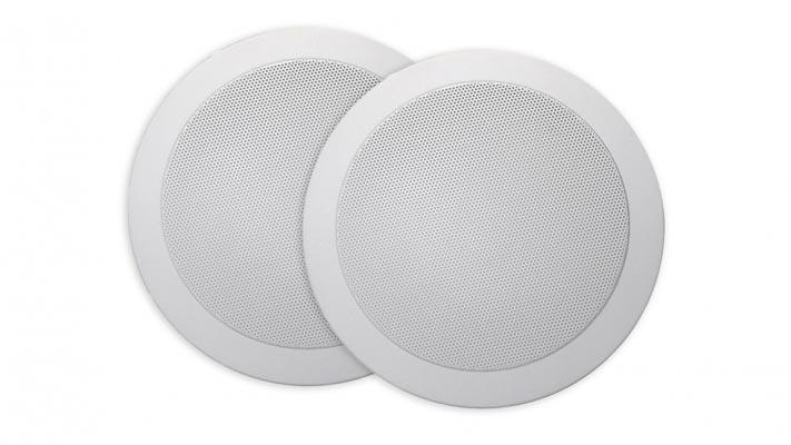 Round speakers from MrSteam