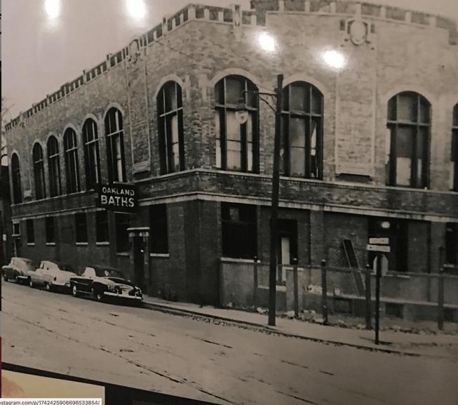 Original 1930 shot