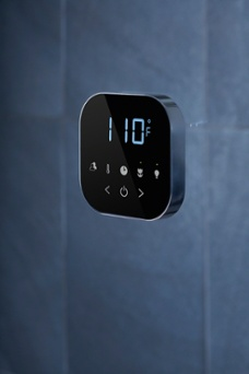 The AirTempo Control for Steam Showers