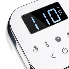 User-friendly Steam Shower Remote Control